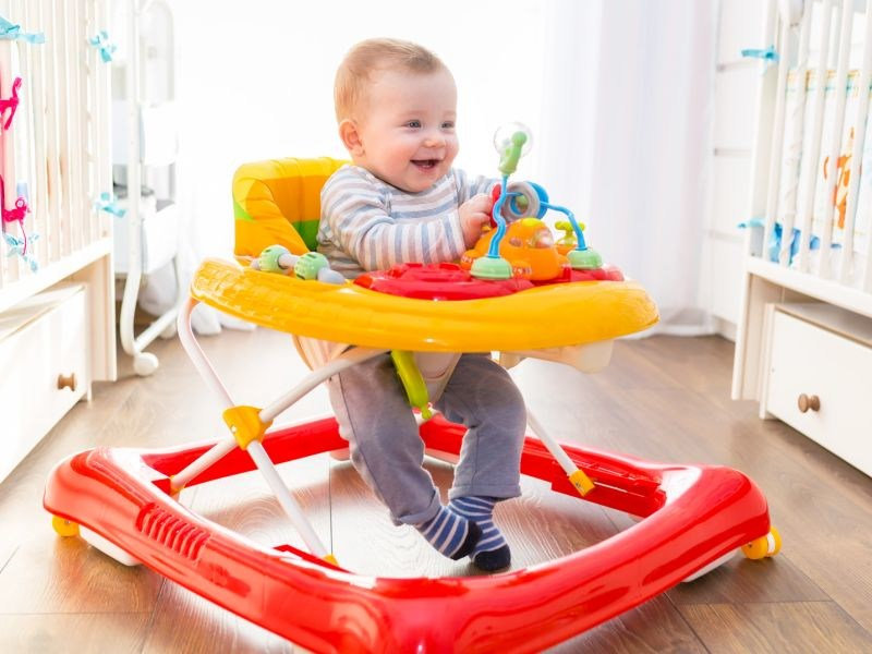 Decrease in Infant Walker-Related Injuries Since 2010