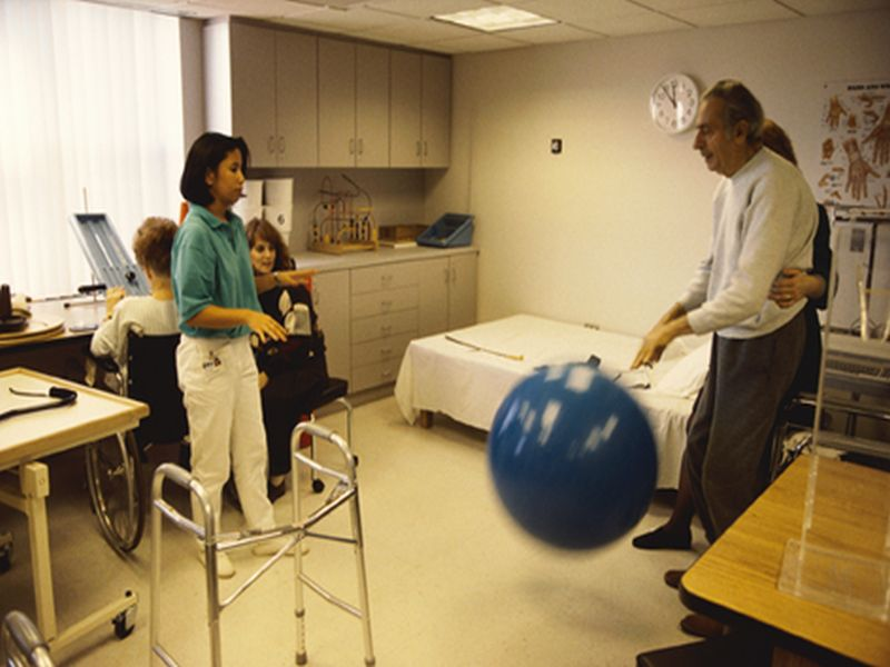 ASA: Many Stroke Patients Not Receiving Timely Rehab Services