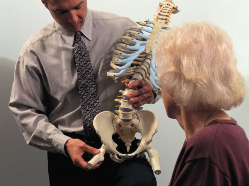 Thoracic Kyphosis Not Tied to Physical Function