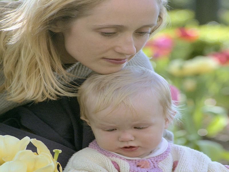 Too Many New Mothers Silent on Postpartum Depression