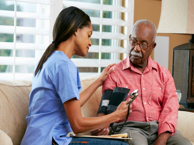 Late-Life Blood Pressure Tied to Higher Number of Brain Infarcts
