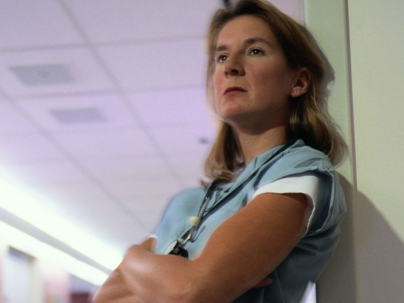 Physician Burnout Tied to Higher Risk of Medical Errors