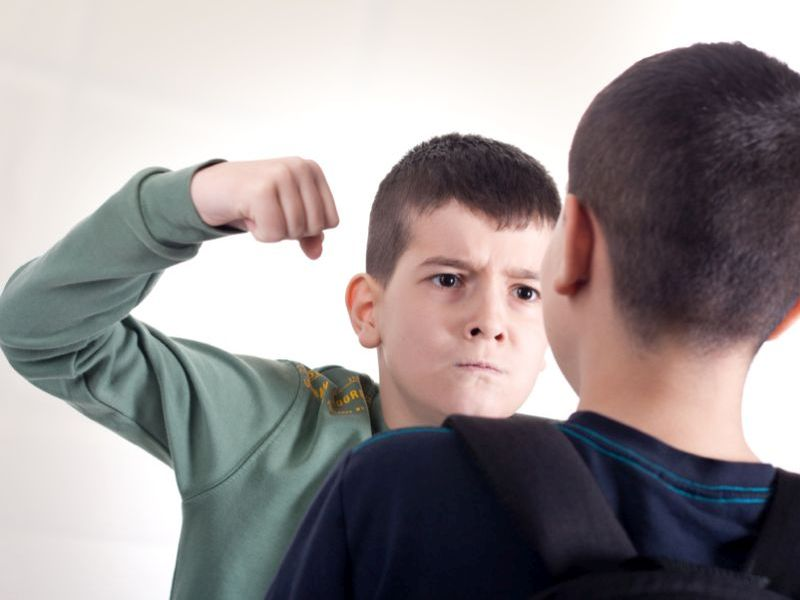 Sibling Bullying Tied to Increased Odds of Psychotic Disorder