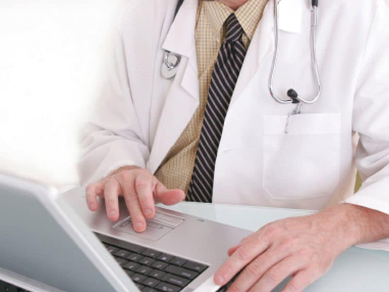 Patient Health Information Often Shared Electronically