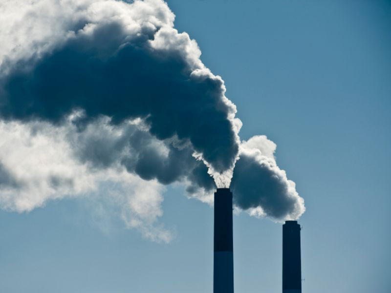 Air Pollution May Up Likelihood of Menstrual Irregularity