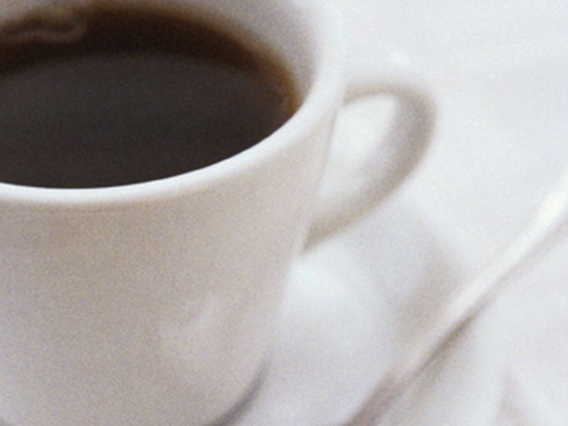 Coffee Consumption Linked to Improved Longevity