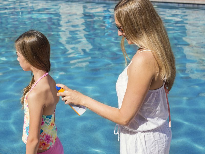 USPSTF Recommends Counseling Youth on Sun Protection Behavior