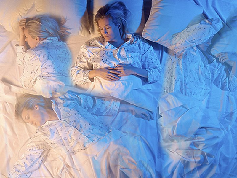 Maternal Sleep Disorders Increase Risk of Preterm Birth