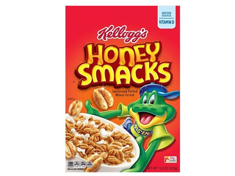 130 Now Sickened by Salmonella-Tainted Honey Smacks Cereal