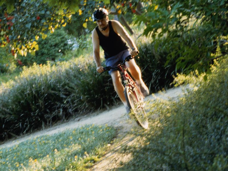 Nitrogen Dioxide Doesn't Impact Benefit of Exercise on MI