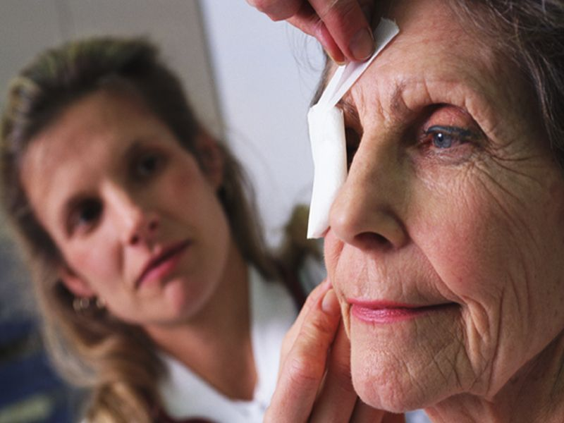 Cataract Surgery Associated With Reduced Mortality in Women