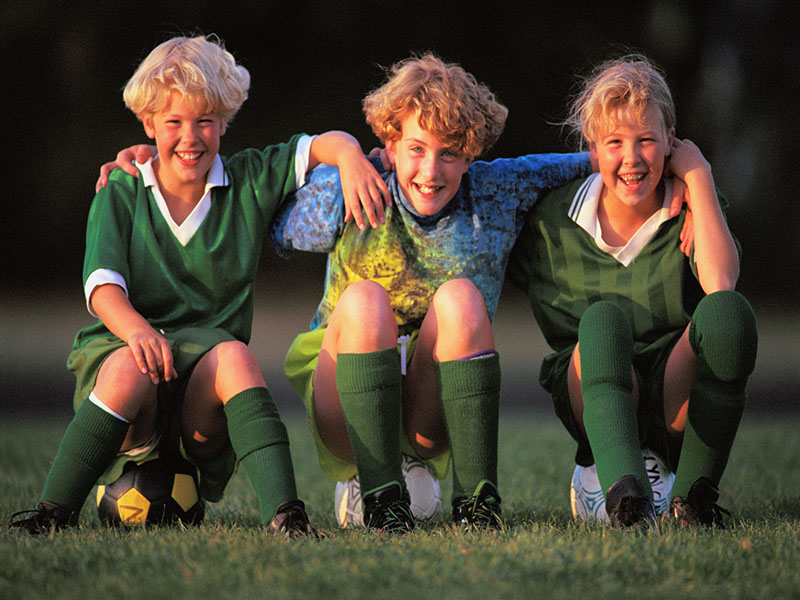 Sport Sampling in Children Tied to More Exercise in Adolescence