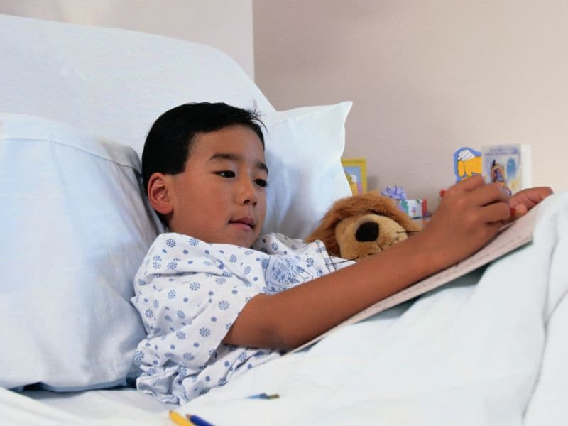 Non-Medical Costs Burden Families of Hospitalized Children