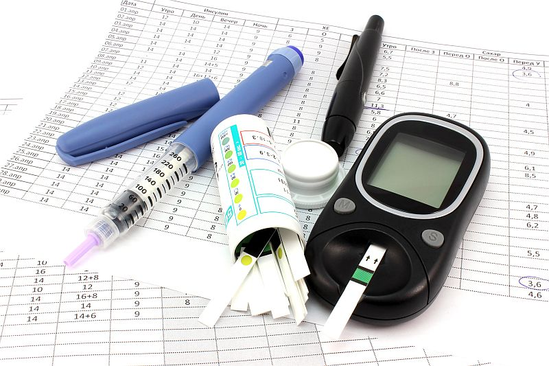 Disordered Eating Associated With Higher HbA1c in Teens