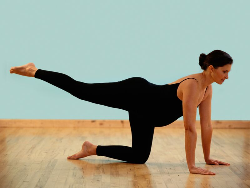 Pregnant Women May Engage in Warm Exercise for Short Times