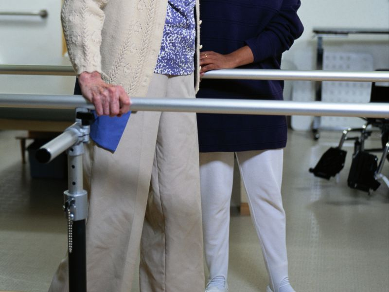 Robot Training Improves Gait Stability in Parkinson's