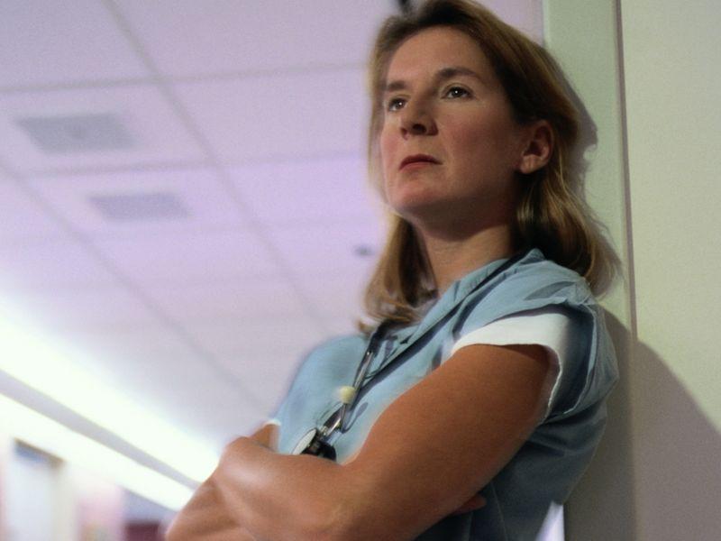 Medical License Questions Sway Doctors' Mental Health Help