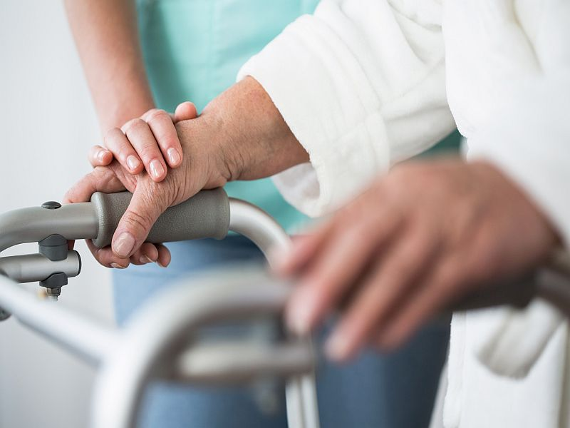 Doctors Increasingly Becoming 'Nursing Home Specialists'