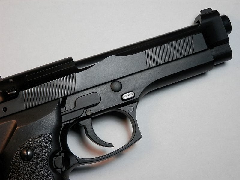 CDC: Homicides by Firearm on the Rise in the United States