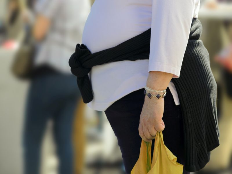General, Central Obesity Linked to Specific Breast Cancer Risk