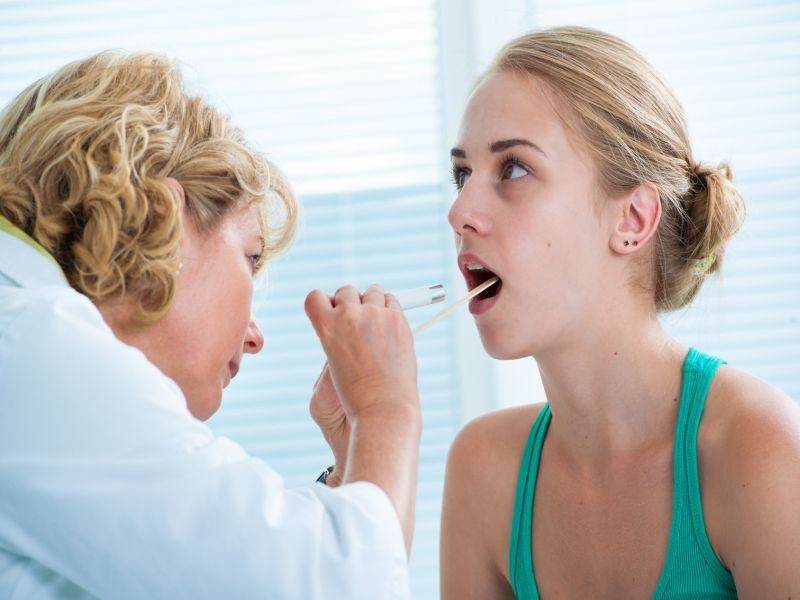 HPV Prevalence 4.9 Percent in Tonsil Tissue of Healthy Adults