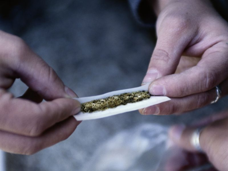 Marijuana Use May Up Risk of Hypertension-Related Mortality