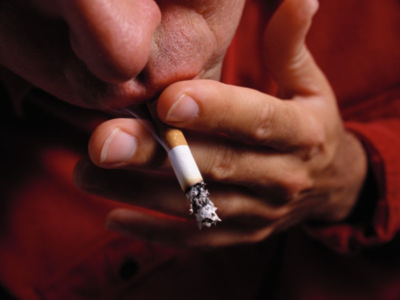 Nearly 30 Percent of Veterans Report Current Tobacco Use