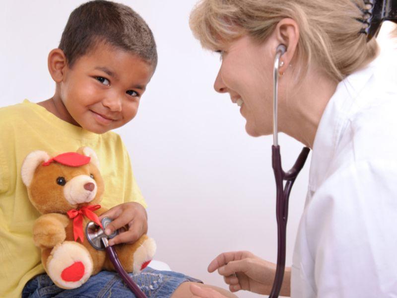 Eczema Health Care Use Down for Non-Hispanic Black Children