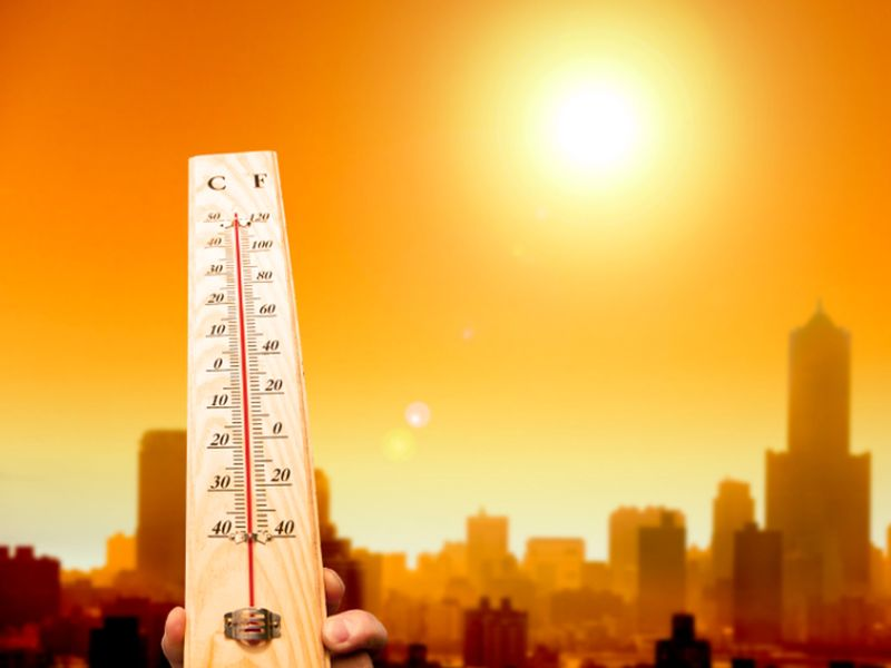 NIH Warns of Increased Risk of Heat-Related Illness for Seniors