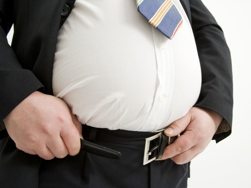 Abdominal Obesity Linked to All-Cause Mortality in HFpEF
