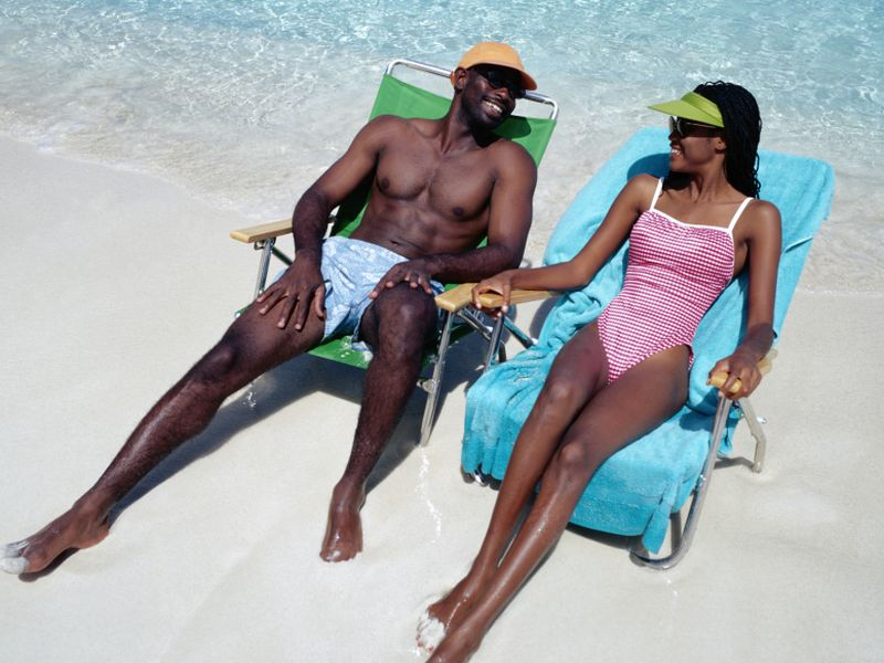 UV Protection Methods Low in Individuals With Skin of Color