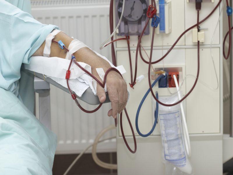 Opioid Rx, Dosing Often Excessive in Dialysis Patients