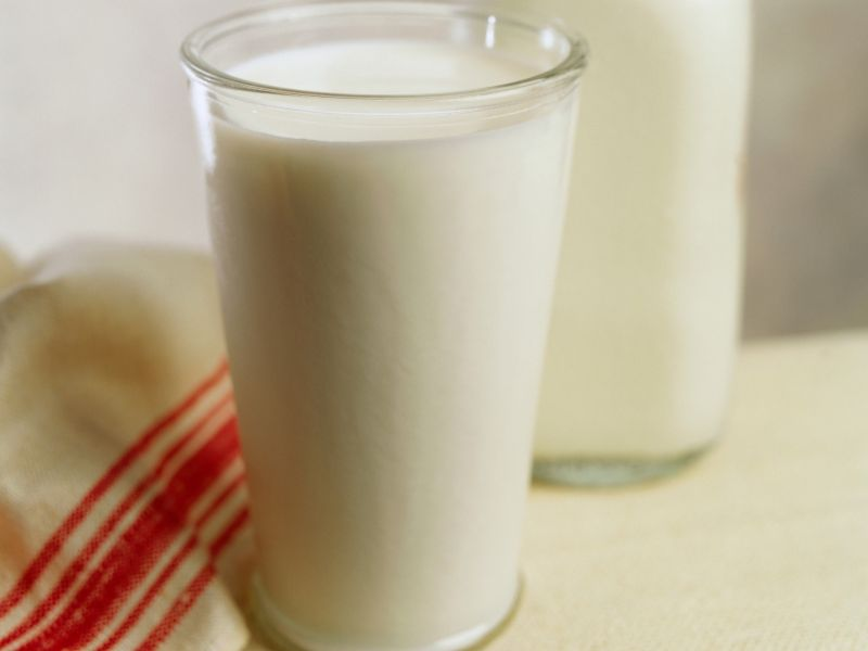 CDC Issues Warning on Contaminated Raw Milk