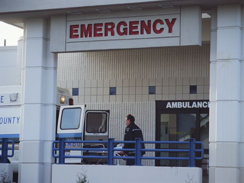 ERs Contribute Large Portion of Medical Care Delivery