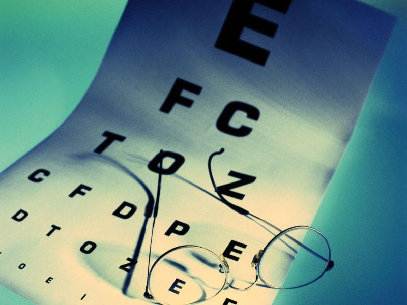 Sociodemographic Disparities in Eyeglass Use Among Elderly
