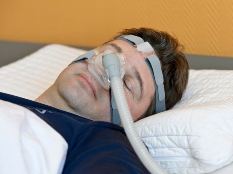Seeing Video of Self Struggling to Breathe Ups CPAP Adherence