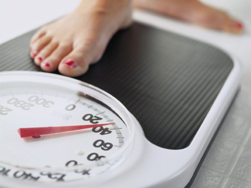 Perfluoroalkyl Substances Linked to Greater Weight Regain