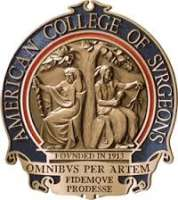 American College of Surgeons (ACS)