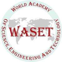 World Academy of Science Engineering and Technology (WASET)